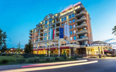 Ландмарк в топ 10 на най-луксозните места за настаняване