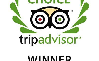 Ландмарк Крийк с наградата на Trip Advisor